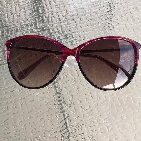 8bcac05f6 Balmain Accessories | 59mm Rounded Cat Eye Sunglasses Nwt | Poshmark